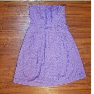 J. Crew Factory Women's Size 4 Strapless Dress